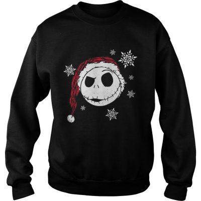 The Disney Nightmare Before Christmas Snowflake sweatshirt