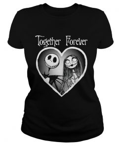 The Disney Nightmare Before Christmas Together classic ladies