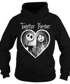 The Disney Nightmare Before Christmas Together hoodie