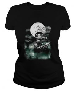 The Disney The Nightmare Before Christmas Haunted Scene classic ladies