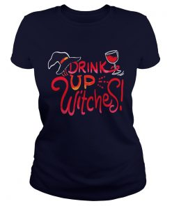 The Drink Up Witches classic ladies