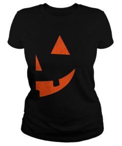The Jack O Lantern Tshirt Jackolantern Couple Halloween Costume Ladies Tee