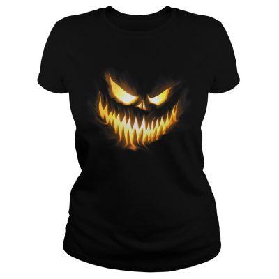 The Scary pumpkin Halloween classic ladies