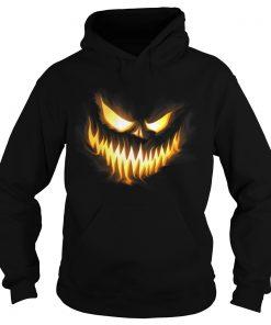 The Scary pumpkin Halloween hoodie