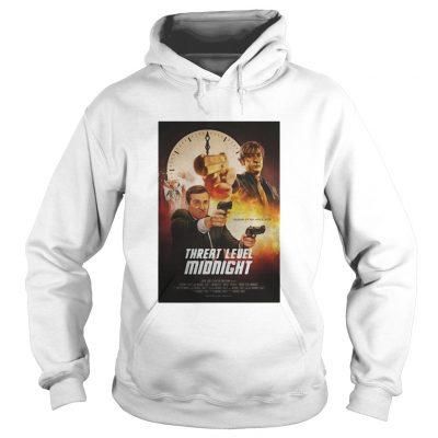 Threat level midnight hoodie