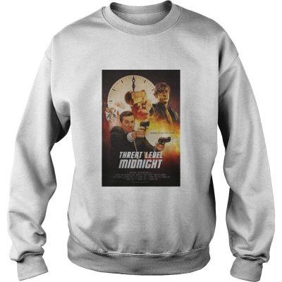 Threat level midnight sweatshirt