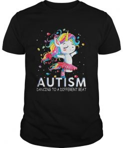 Unicorn Autism Dancing to a different beat Guys