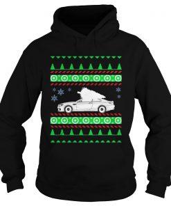 BMW M6 Ugly Christmas Shirt Sweater