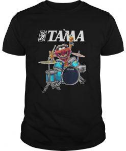 Animal muppet rock band shirt