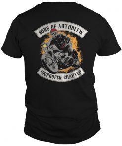 Biker Sons of Arthritis Ibuprofen Chapter Guys