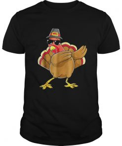 Cute Dabbing Turkey Guys