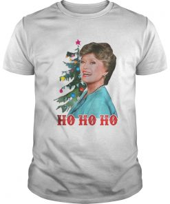 Golden girls Blanche Ho Ho Ho Christmas shirt