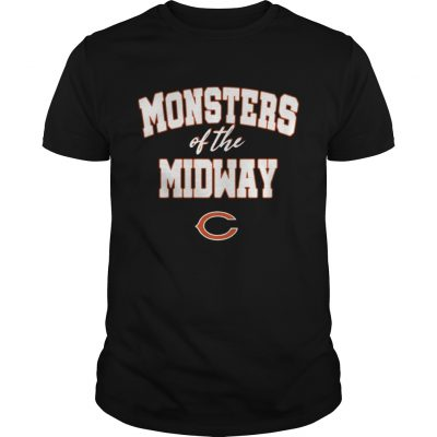 21c8ab22b Chicago Bears Monsters Of The Midway Shirt 2018 - beautshirts.com