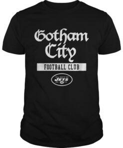 Guys Dothan City football club New York Jets shirt