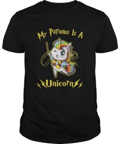Harry Potter My patronus is a Unicorn shirt