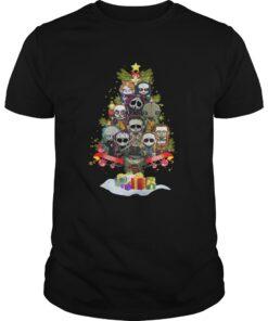 Horror Characters christmas tree Guys