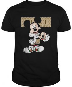 If You Like Gucci With Mickey Mouse Shirt