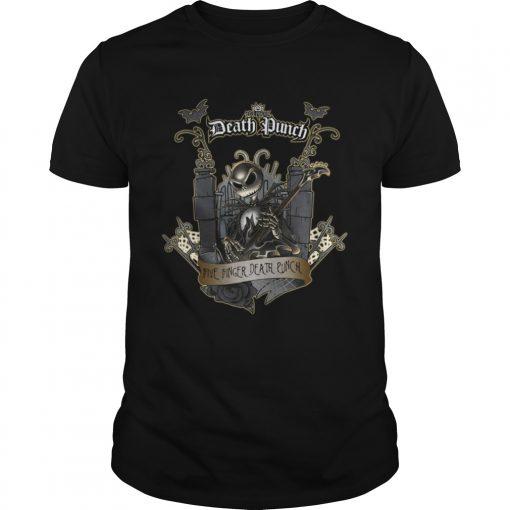 Jack Skellington Five Finger Death Punch Guys