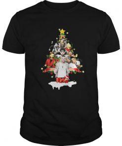 Kane Brown Christmas tree shirt