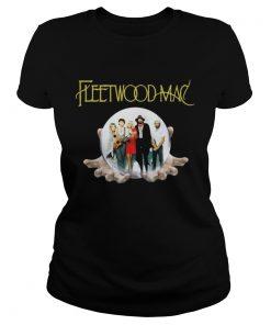 Ladies Tee Fleetwood Mac rock music shirt