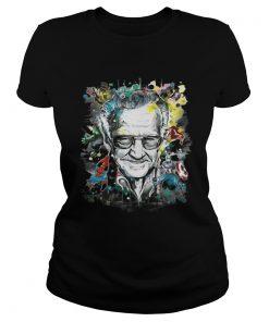 Ladies Tee Rip Stan Lee Marvel shirt