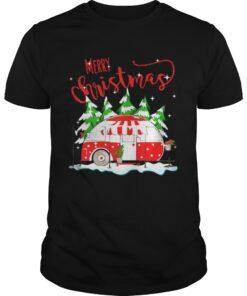 Merry christmas go camping Guys