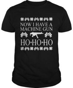 Now I have a machine gun ho ho ho red Guys