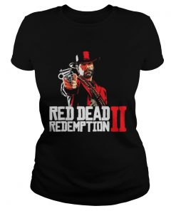 Red Dead Redemption 2 Ladies Tee