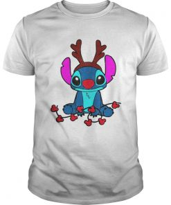 Reindeer Stitch Merry Christmas shirt