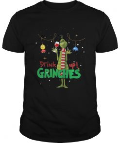 The Drink Up Grinches Christmas Shirt