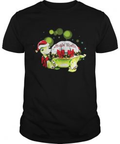 Turtle jingle shells Christmas shirt