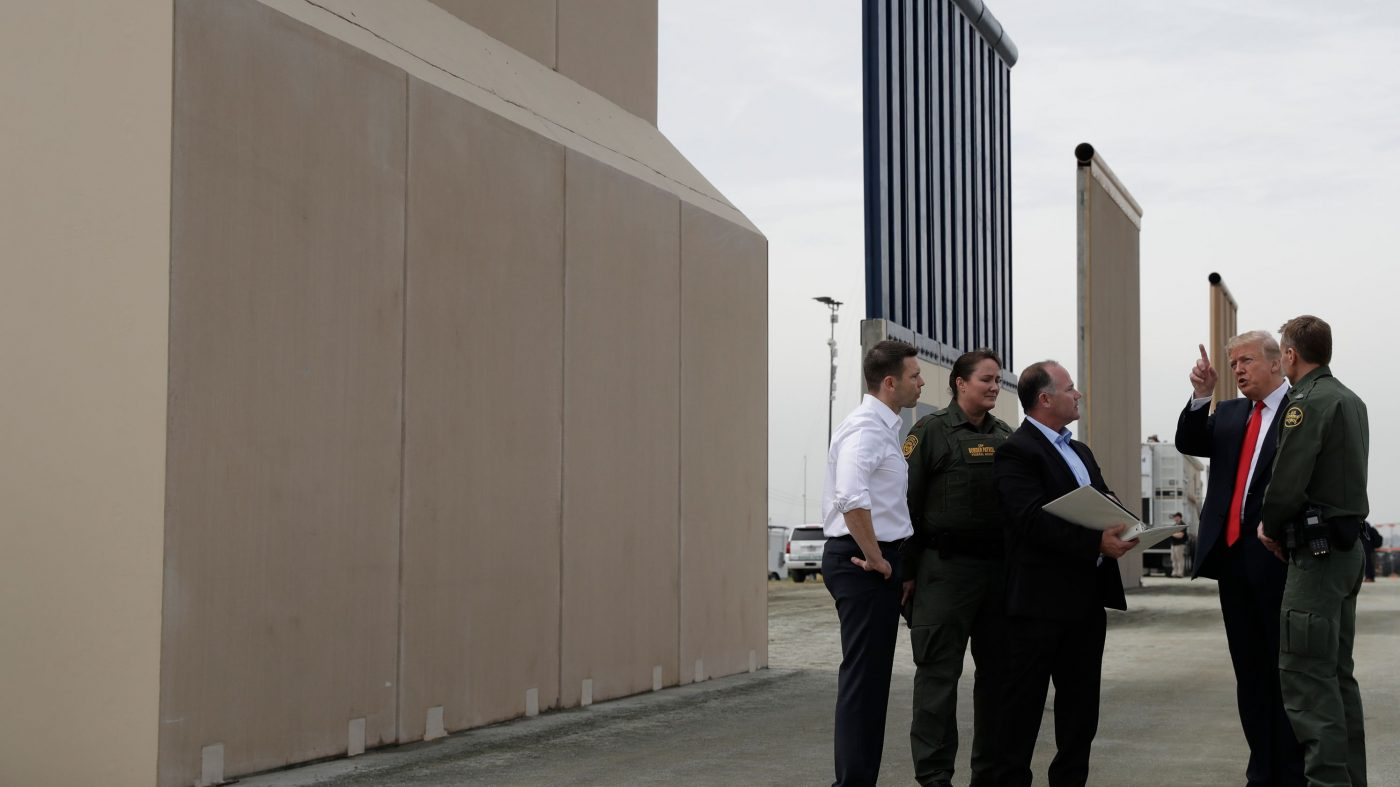 A GoFundMe campaign wants to raise money for a border wall But it isn't that simple