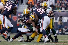 Bears go from worst to first clinch NFC North with win over Packers
