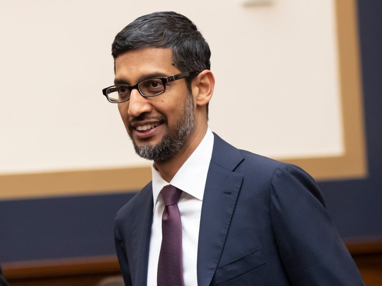 Congresswoman to Google CEO