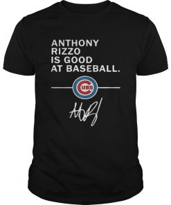 Guys Anthony Rizzo is good at baseball Chicago Cubs
