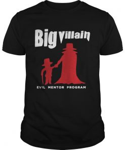 Guys Big villain evil mentor program
