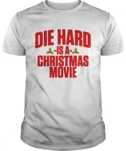 Guys Die hard is a christmas movie