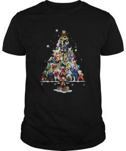 Guys Dragon ball christmas tree