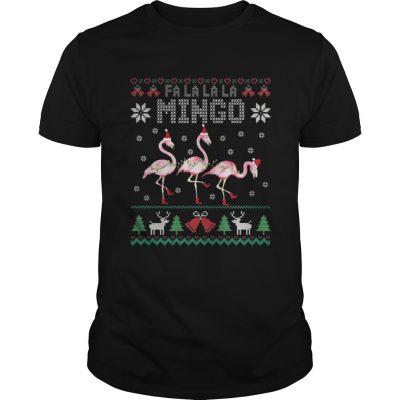Guys Fa la la la mingo Christmas
