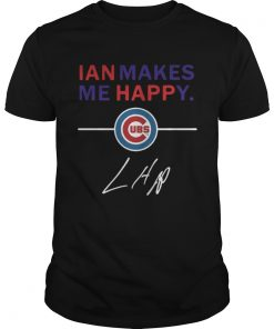 Guys Ian makes me happy Chicago Cubs