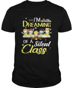 Guys Im Dreaming Of A Silent Class Christmas