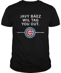 Guys Javy Baez Wil Tag You Out Chicago Cubs