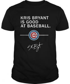 Guys Kris Bryant is good at baseball Chicago Cubs