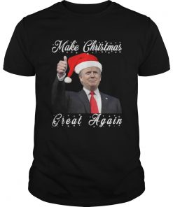 Guys Make christmas great again Trump