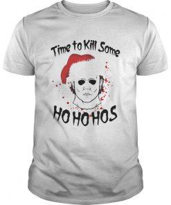 Guys Michael Myers time to kill some Ho ho hos Christmas