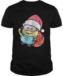 Guys Minion Santa Christmas