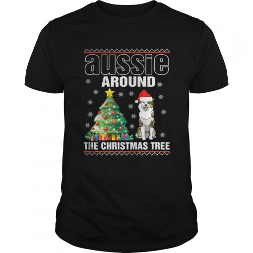 Guys Official Aussie Around The Christmas Tree