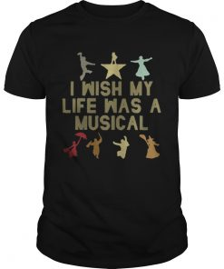 Guys Pretty I wish my life was a musical