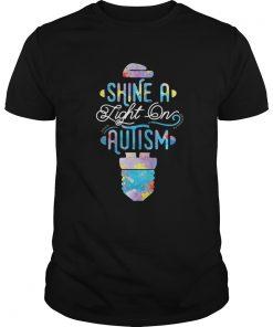 Guys Shine a light on Autism