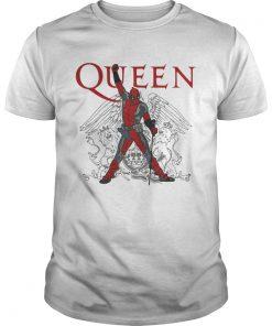 Guys The Queen Freddie Mercury Deadpool
